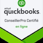 Certifiée Quickbooks